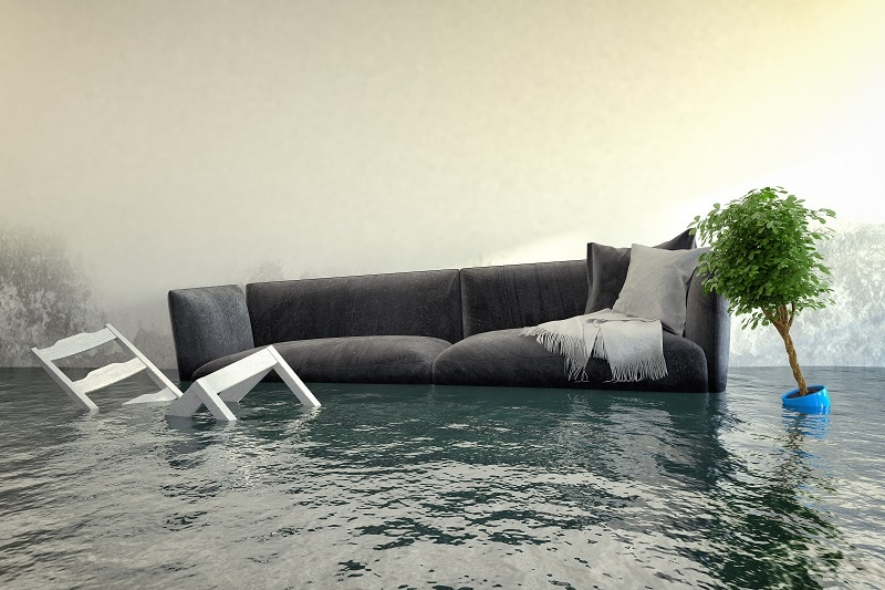 You Don't Have To Live In A High-Risk Flood Zone To Need Flood Insurance