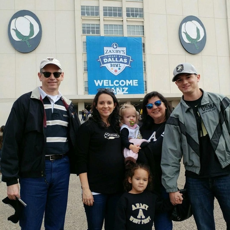 This is a tour of my feelings heading into the Army-Navy game.