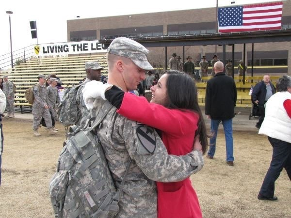 Reintegration After a Military Deployment Takes Grace
