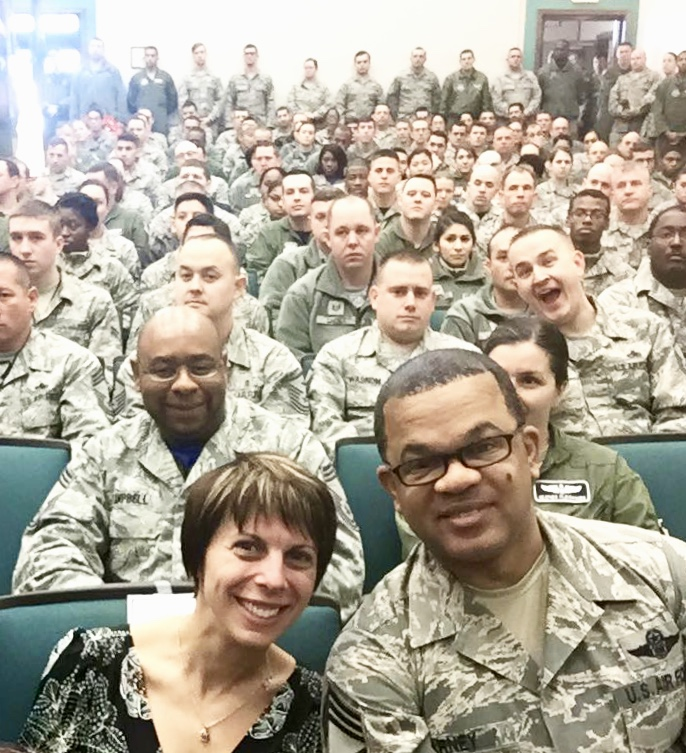 Confession: I Have Social Anxiety and I'm an Air Force Wife