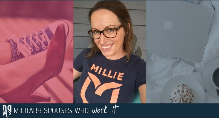 Military spouse Kellie Artis is the director of communications and business development at MILLIE and managing editor of the MILLIE Journal.