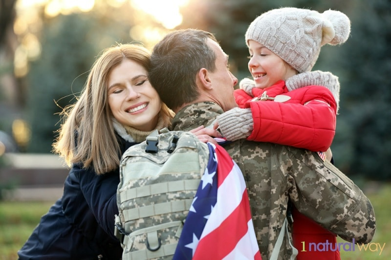 Knowing that could get my Tricare breast pump without any out-of-pocket expenses from 1 Natural Waydid make the pumping experience easier.