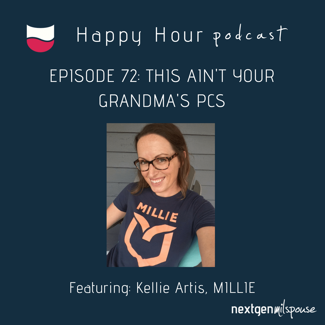 Kellie Artis shares how MILLIE's base guides and its network of Scouts can ease the stress of PCSing for military families.