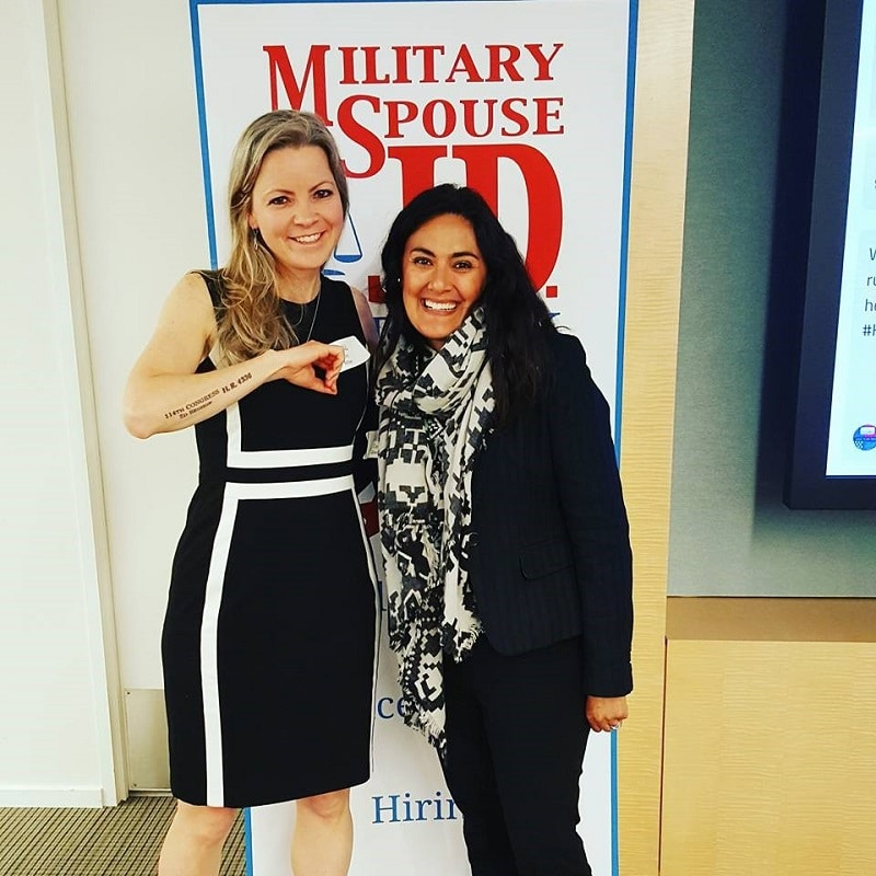 How Homefront Rising Trains Military Spouses To Get A Seat At The Table