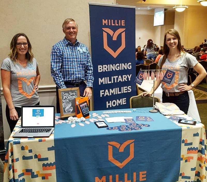 MILLIE empowers military spouses to take control of their PCS move by providing valuable resources.