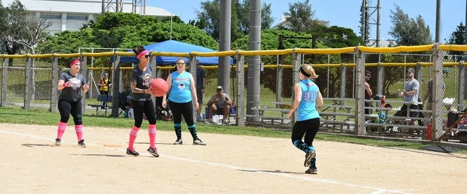 Military Spouse Kickball Leagues Build Unit Camaraderie Outside Of Traditional Spouses Clubs
