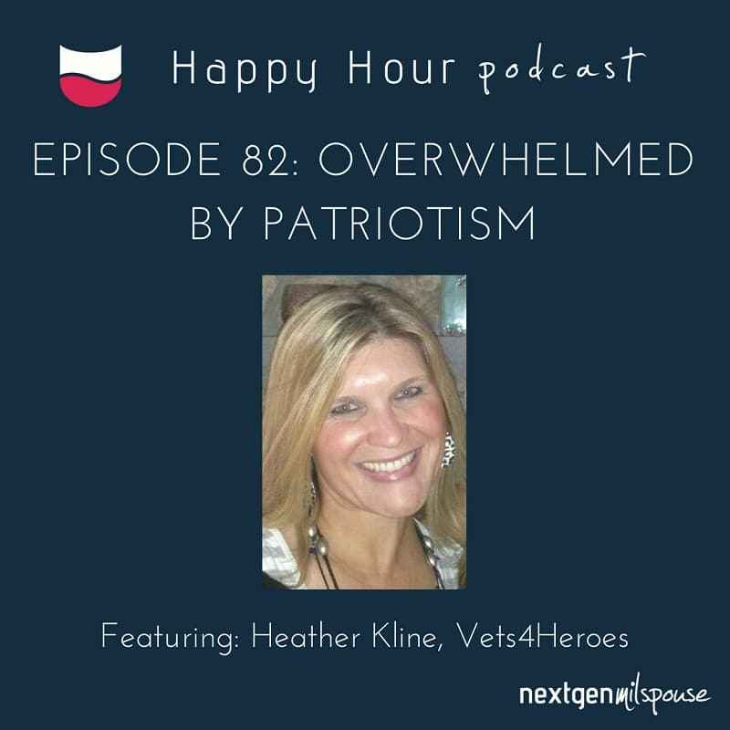 If you're on the job hunt you want to connect with this week's guest Heather form Vets4Heroes. We also talk about LinkedIn and how to do a PPM.
