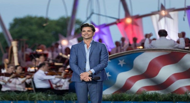 A Capitol Fourth Concert Filled With Military Love