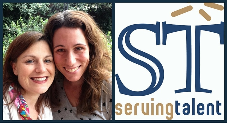 Military Spouse Entrepreneur Spotlight: Maggie Varona of ServingTalent