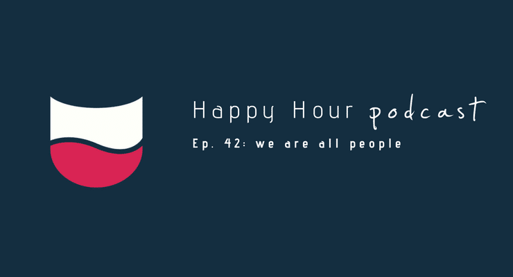 Ashley Broadway-Mack, president of the American Military Partner Association, joins the Happy Hour podcast to talk about supporting our military families.