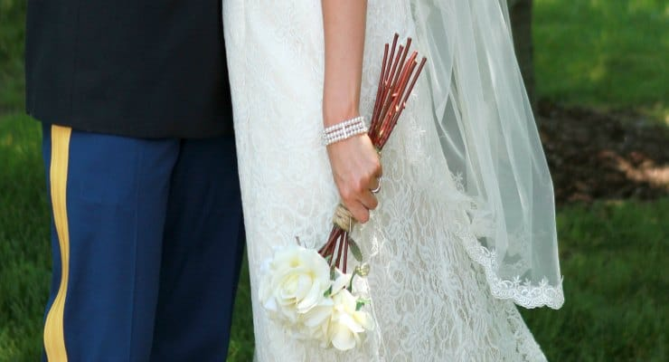 Did I Say 'I Do' To This? Wedding Vows From The Perspective Of A Military Spouse
