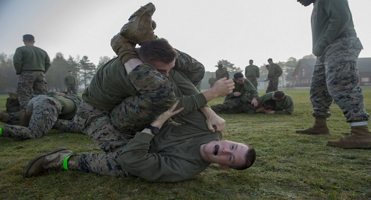 10 Things That Happen When You Marry A Marine