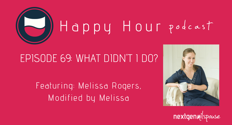 Melissa Rogers, owner of Modified by Melissa, tells Happy Hour listeners why she created her professional organizing business.
