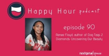 """This week's guest is Renee Floyd, CEO of American Oil Changers. Renee is an award-winning vetrepreneur and author of the book """"Dog Tags 2 Diamonds."""""""
